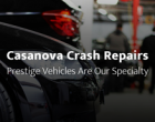 Casanova Crash Repairs Adelaide Panel Beaters